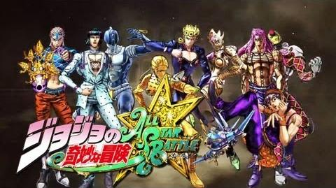 JoJo's Bizarre Adventure All Star Battle 'Battle League Trailer' 1080p TRUE-HD QUALITY-0