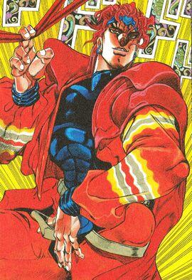 Dio Brando Infobox Manga