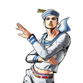 Josuke's render for <i><a href=