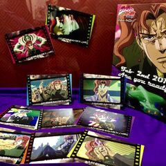 More Prizes displayed at Jump Festa