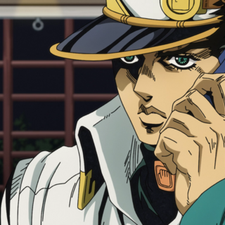 Receiving a call from Koichi