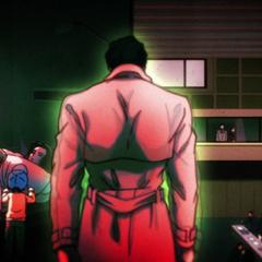 The struggles of Nijimura's father.