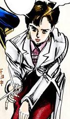 Jotaro's Nurse