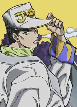 Jotaro4First Anime