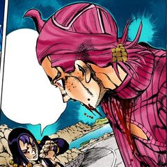 Risotto figures out that Doppio is a Stand User