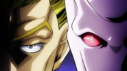 Kira and Killer Queen prepare to battle Shigechi