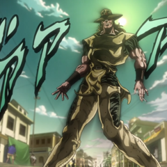 Hol Horse appearing before <a href=