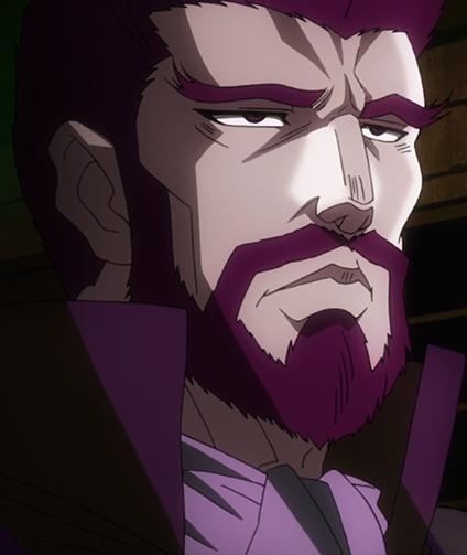 Jack the Ripper Anime Infobox