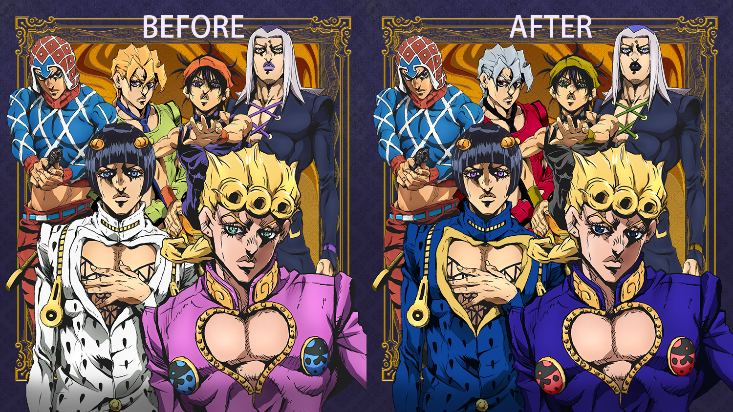 GoldenWind BeforeAfter