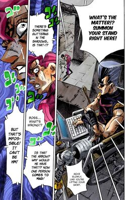 There S No Requiem Arrow All Of Them Have The Exact Same Potential Fandom I got requiem for it, because it had a twau body, with a higher chance of you need to use a req arrow on your normal stand, and you might have a chance to get time stop. jojo s bizarre wiki fandom