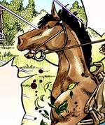 Horse14 Peg
