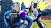 Okuyasu alive and well