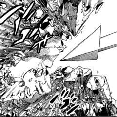 The arrows' offensive capabilities, splitting <a href=
