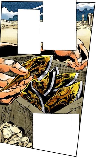 Superior Arrow Fandom Jojo supernatural power stand user arrow weight: superior arrow fandom