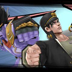 Jotaro's Super SP Skill, <i>DR</i>