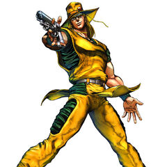 Hol Horse's render, <i><a href=