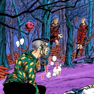 The brothers find Josefumi.