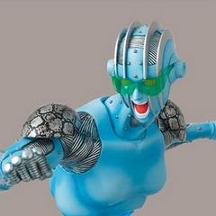 Action figure (Upper body)