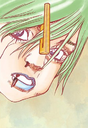 Young Jobin Colored