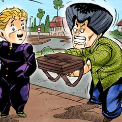 Tamami defeated by Koichi; drawn shorter after their confrontation