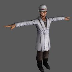 Ambulance Driver Model