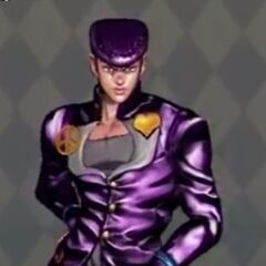 Josuke Costume E in <i>All Star Battle</i>