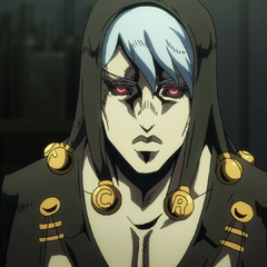 Risotto's first full appearance, <a href=