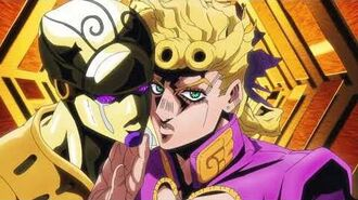 "JoJo's Bizarre Adventure Golden Wind OP2 ""Uragirimono no Requiem"" Creditless Blu Ray Version"