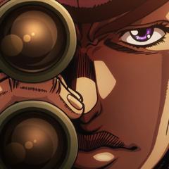Josuke has <a href=
