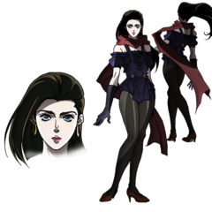 Lisa Lisa's key art for the <a href=
