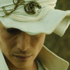 Jotaro's Hat After Being Repaired By Crazy Diamond