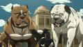 Chibi and Buchi Anime