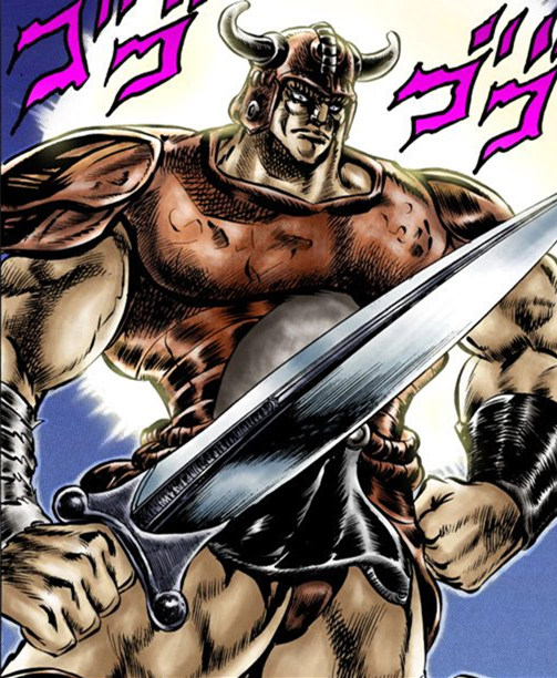 Sword taker Tarkus