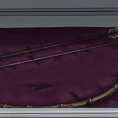 Keicho's Arrow is secured