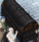 Dio coffin p1 anime