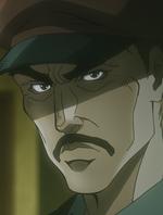Mario Zeppeli Anime