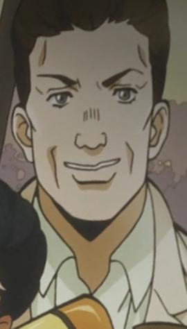 Mansaku Past Anime