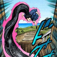 Yukako attacks <a href=