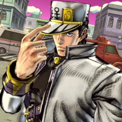 Part 4 Jotaro's intro, <i>EoH</i>