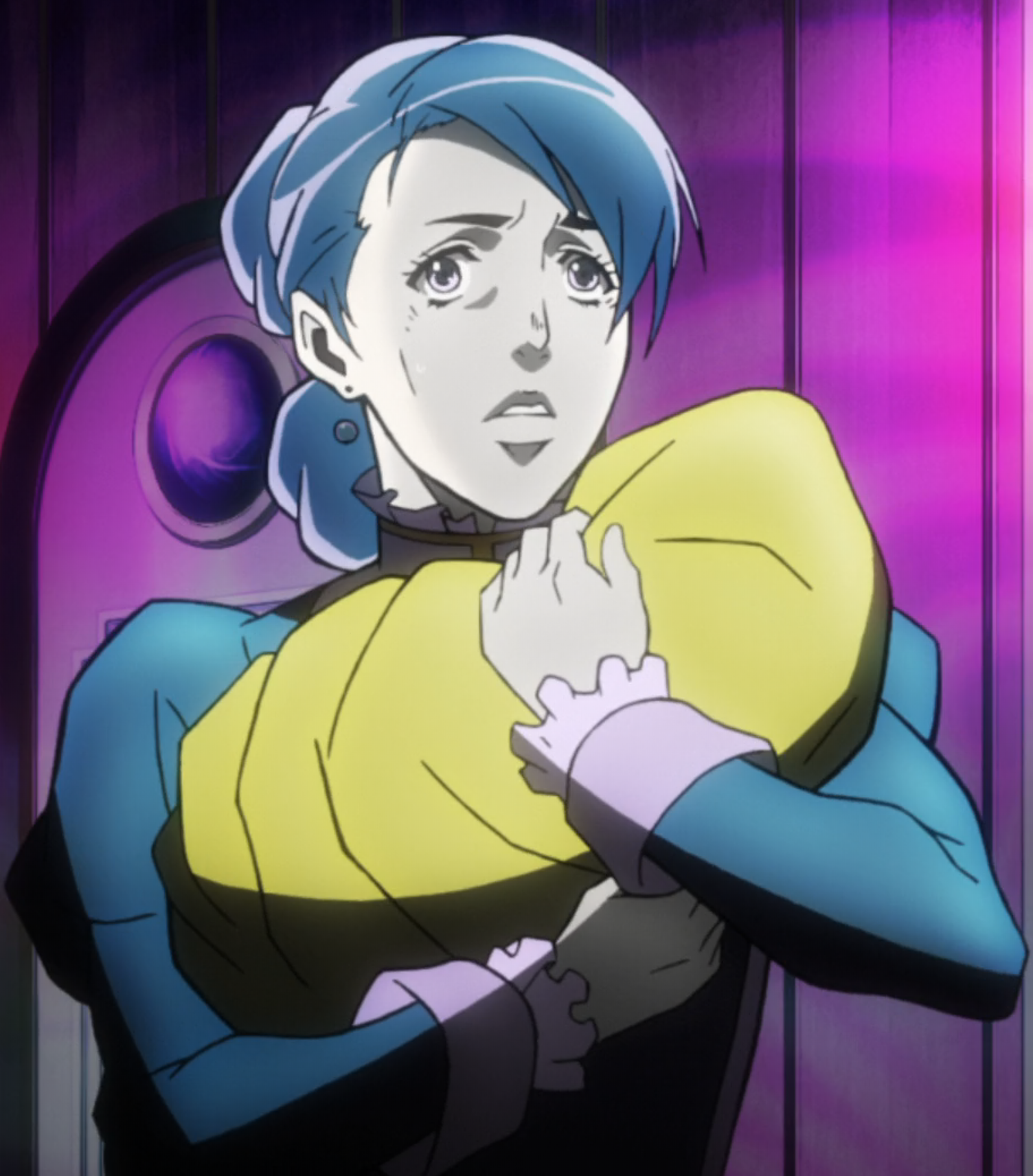 Elizabeth's Mother Anime