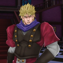 Dio Brando as he appears in <i>Diamond Records</i>