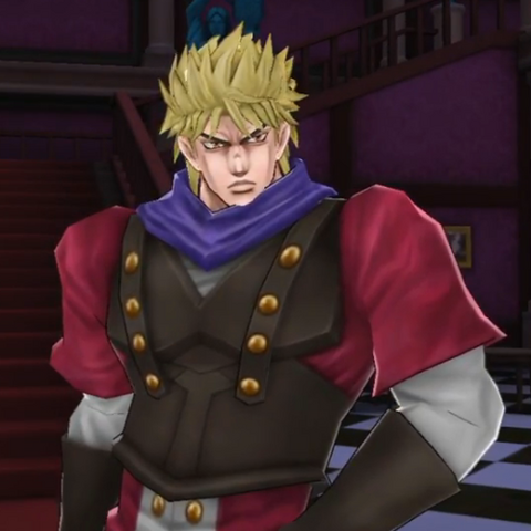 Dio Brando as he appears in <i><a href=