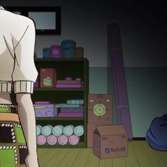 Shinobu finds <a href=
