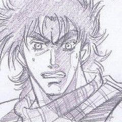 Joseph sweating at The amount of vampires Around Him