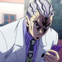 Kira apologizes to his boss for being late