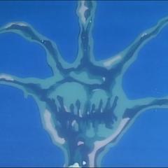 Geb, as seen in the OVA
