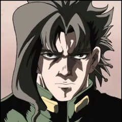 Kakyoin's appearance in the <a href=