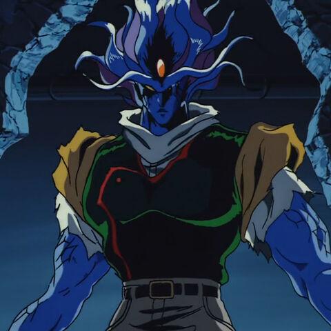 In the OVA