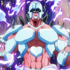 Crazy Diamond summoned for battle.