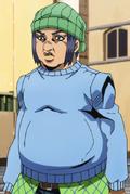 Bruno's Hiding Spot Anime
